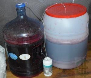 Пошаговый рецепт домашнего вина из смородины
