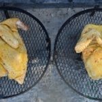 Рецепт быстрого копчения курицы в домашних условиях