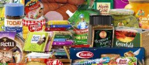 реклама продуктов питания