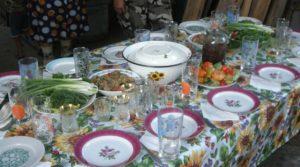 Рагу - блюдо из собственных овощей