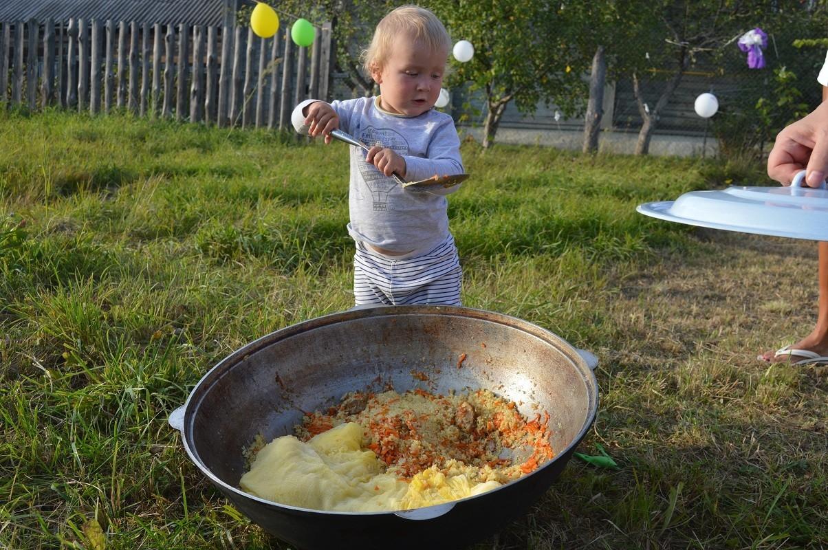 День деревни Слащево, Судогодский район Владимирской области