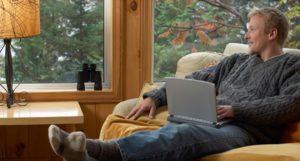 Заработок в деревне через Интернет