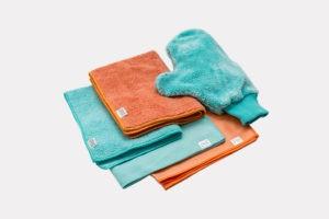 Варежка для общей уборки в помещении Aquamagic ujut. Эко-товары компании Гринвей.