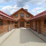Сельская усадьба современного типа выставлена на продажу во Владимирской области