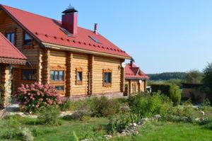 Сельская усадьба современного типа продается в с.Чамерево Владимирской области